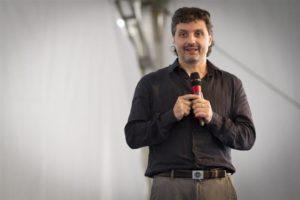 Antiamafia-Unternehmer Vincenzo Linarello berichtet von seinen Erfahrungen